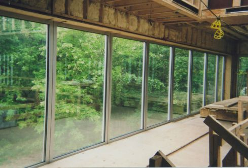 Aluminum Windows Doors Bullet Resistant Skylight